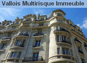 assurance multirique immeuble