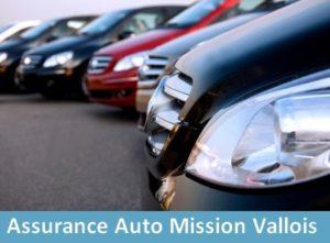 Assurance auto mission