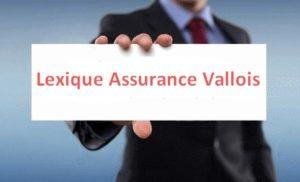 lexique assurance
