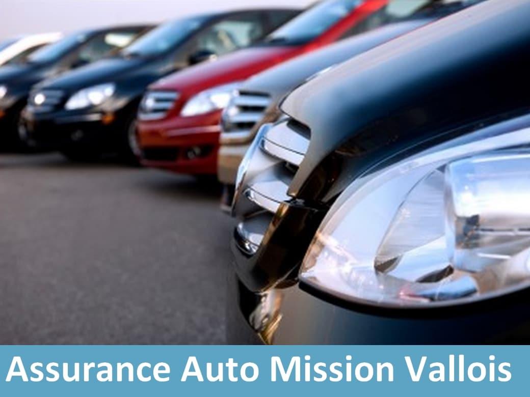 Quel est le coût d'une assurance auto mission ?