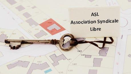 Comment fonctionne l'assurance ASL association syndicale libre ?