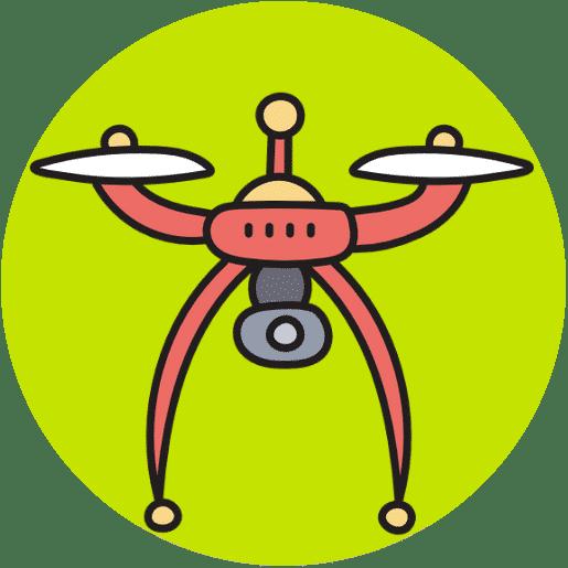 Drone et Télépilote